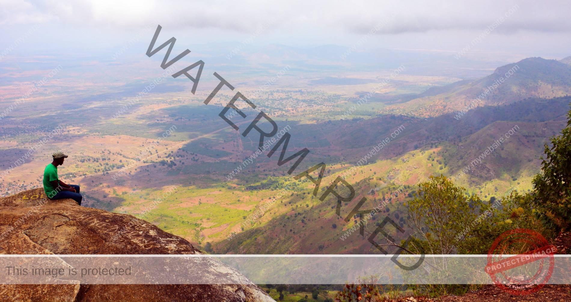 Usambara Mountain